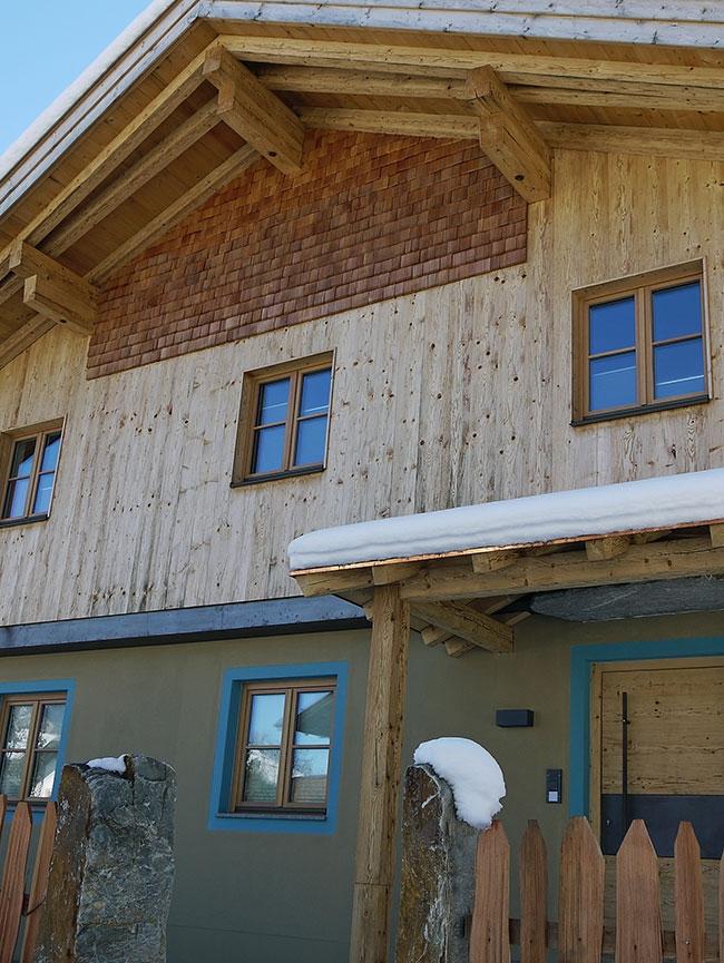 Leistungen - Zimmerei Maurer Garmisch-Partenkirchen